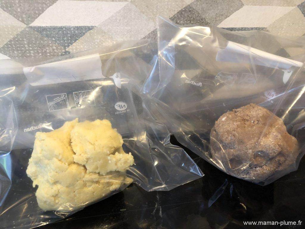 Recette – Nos Biscuit Escargot