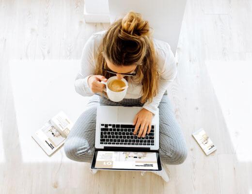 Les coulisses d'une blogueuse
