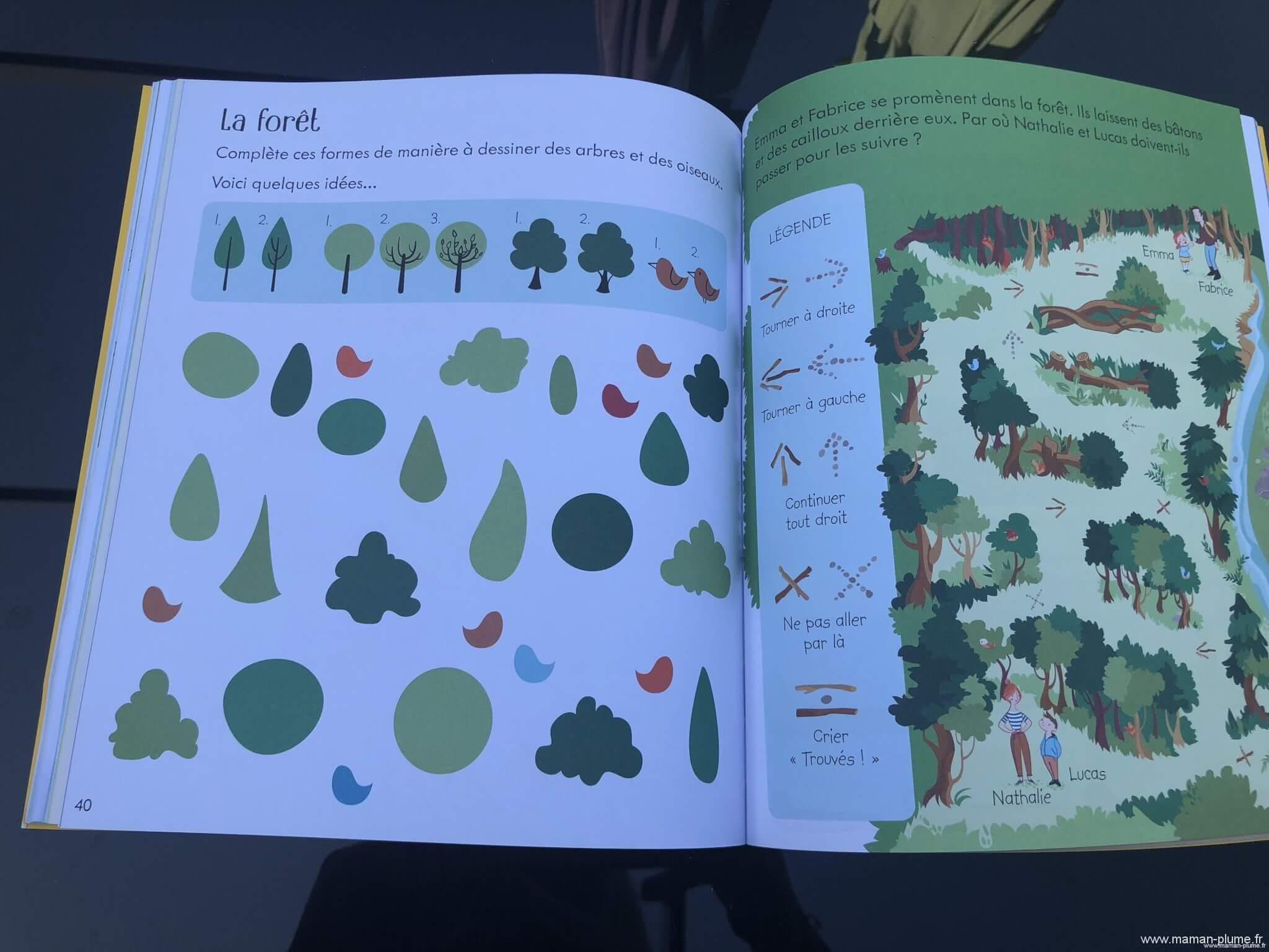 Ma sélection Livre jeux nature !