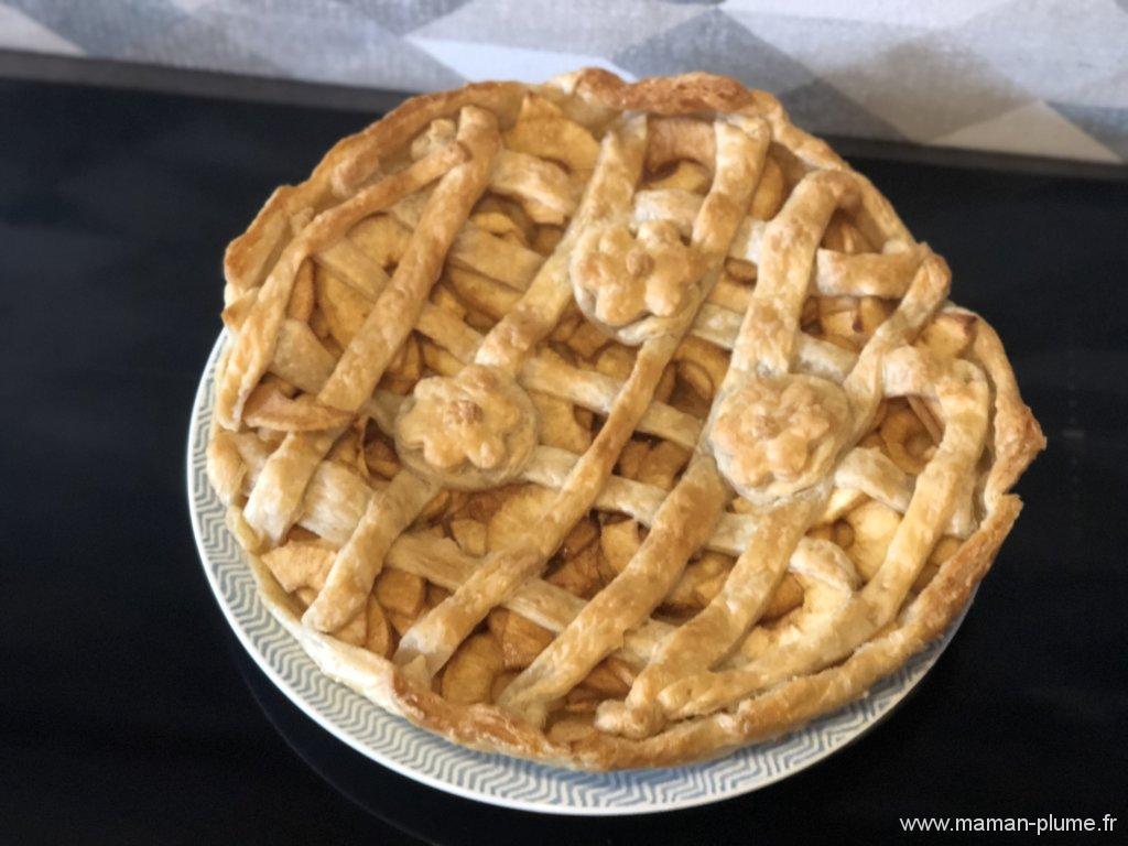 La recette de ma tarte aux pommes