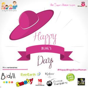 Happy Blog's Days