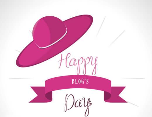 Happy Blog's Days