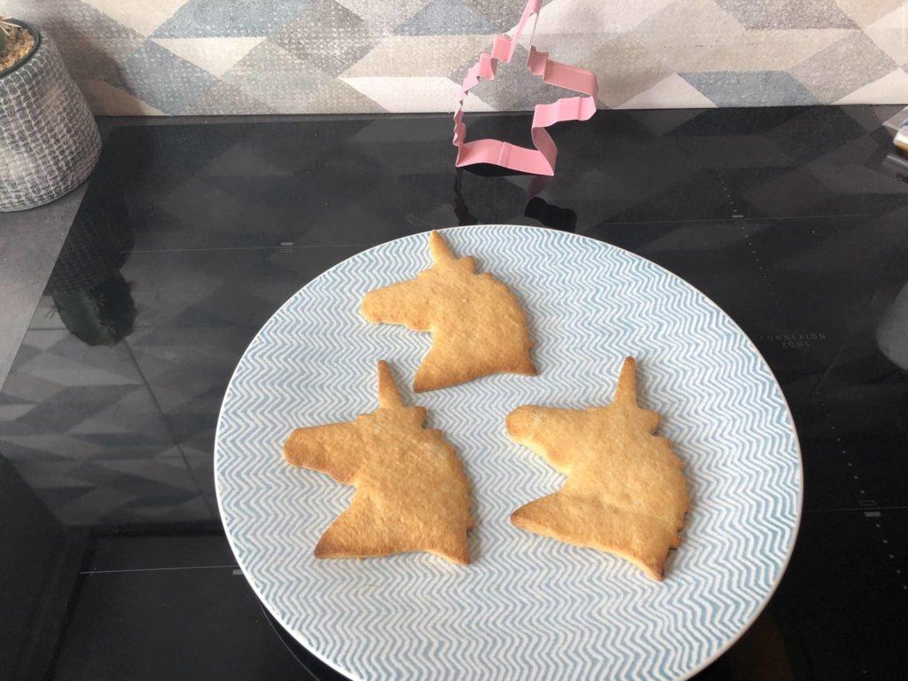 La recette des biscuits Licorne