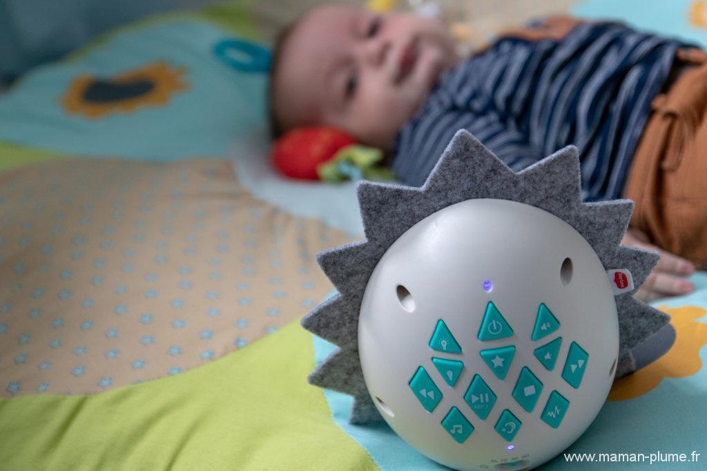 Un nouveau copain pour bébé plume