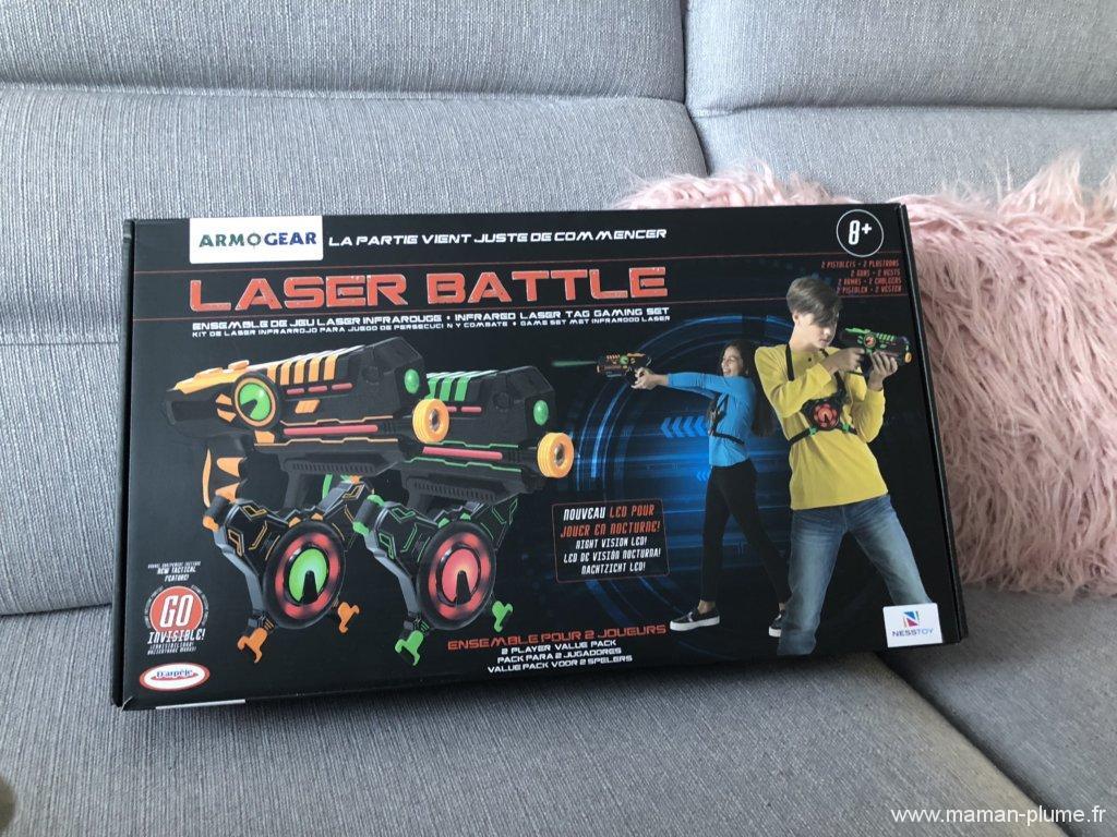 laser game pour maison