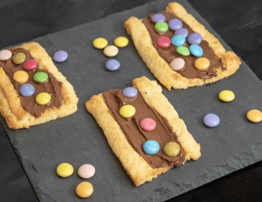 Recette, nos biscuits aux Smarties