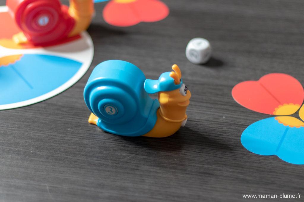 Escargot Go de Nathan, une jolie découverte !