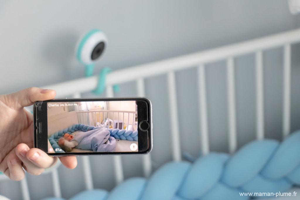 Lollipop, une caméra bébé pas comme les autres