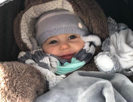 Bébé Plume, déjà 10 mois !