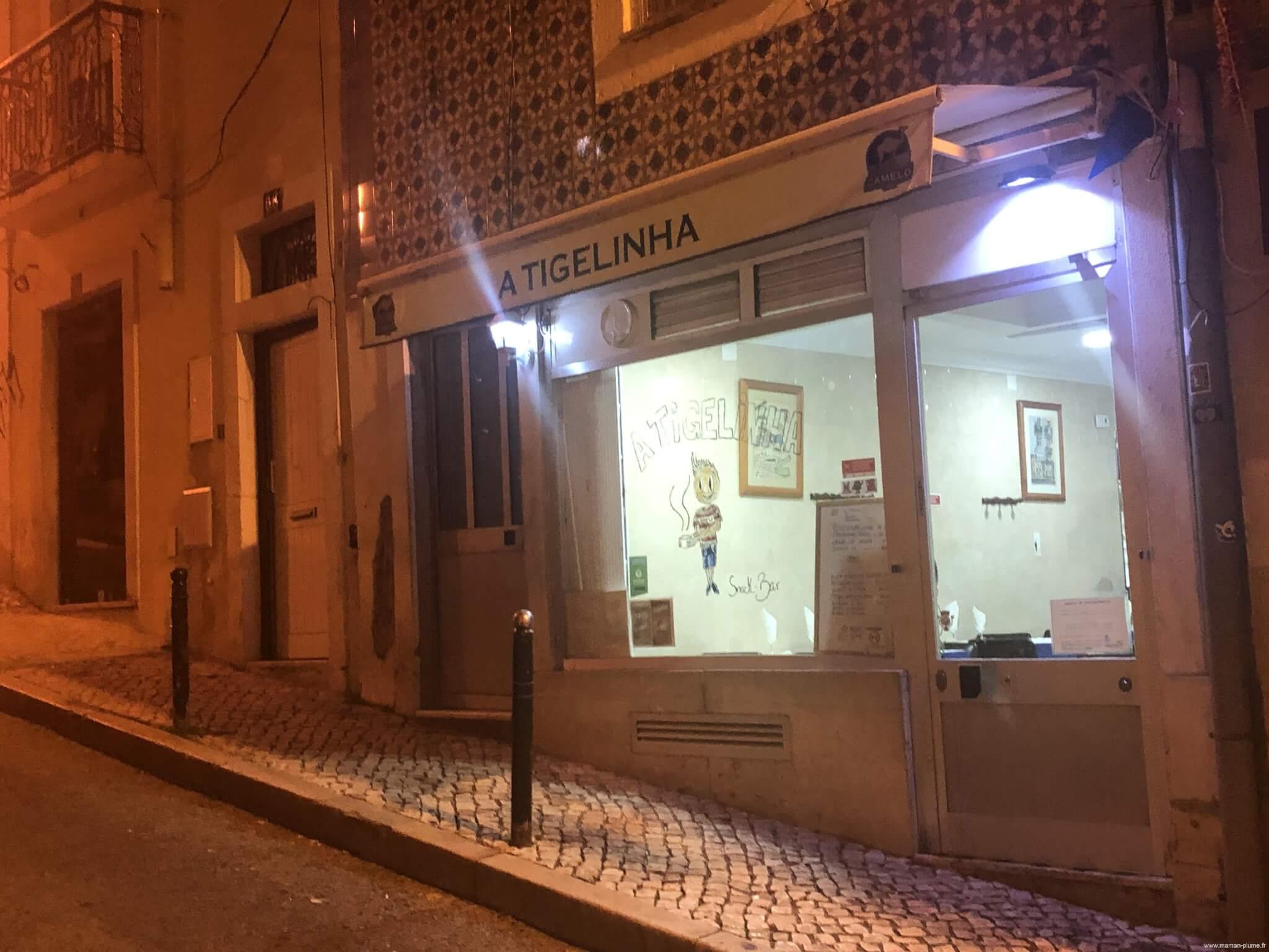 Notre séjour à Lisbonne – J1 Direction Lisbonne