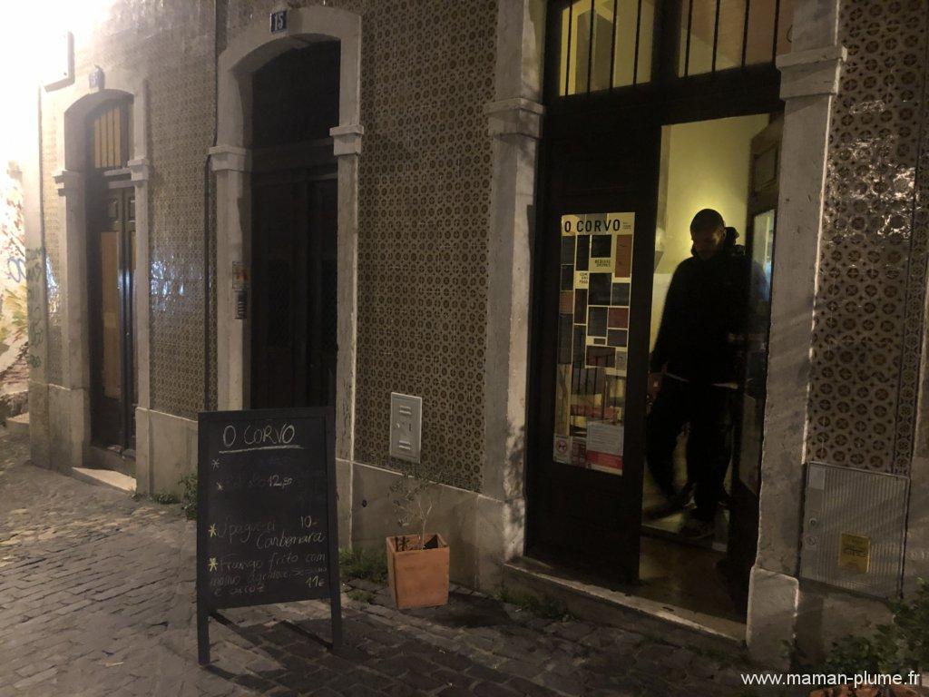Notre séjour à Lisbonne – J2 A la découverte de l'Alfama en tramway