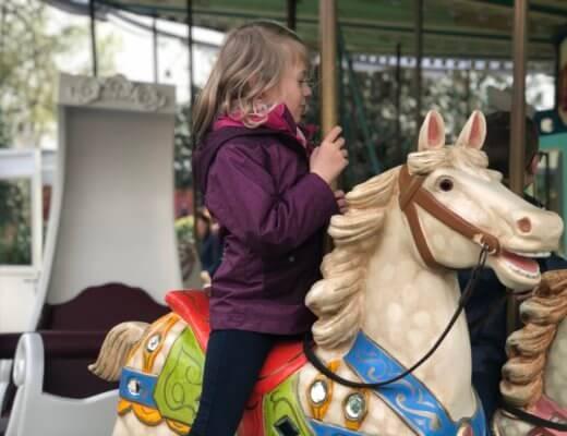 Une sortie en famille à Bellewaerde