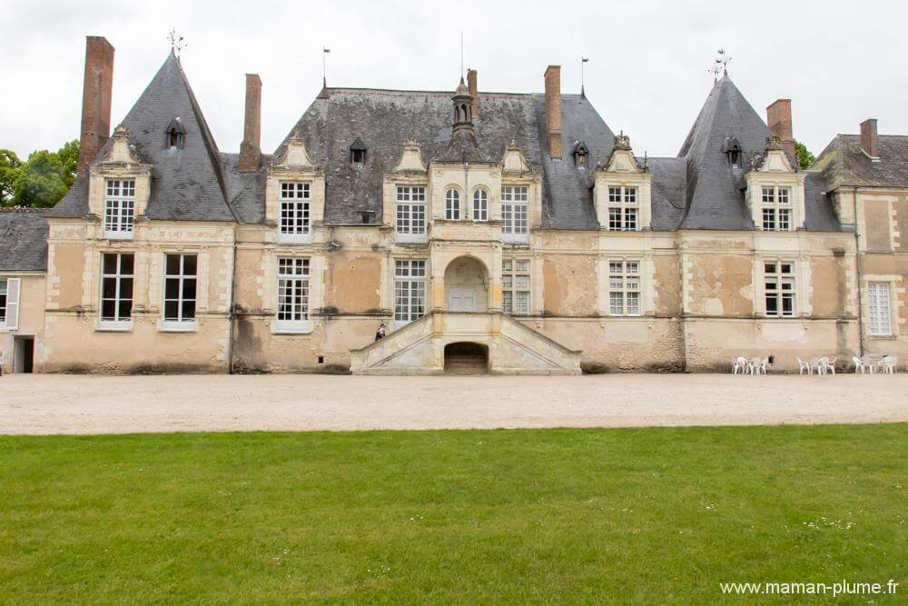 Chateau de Villesavin Sud