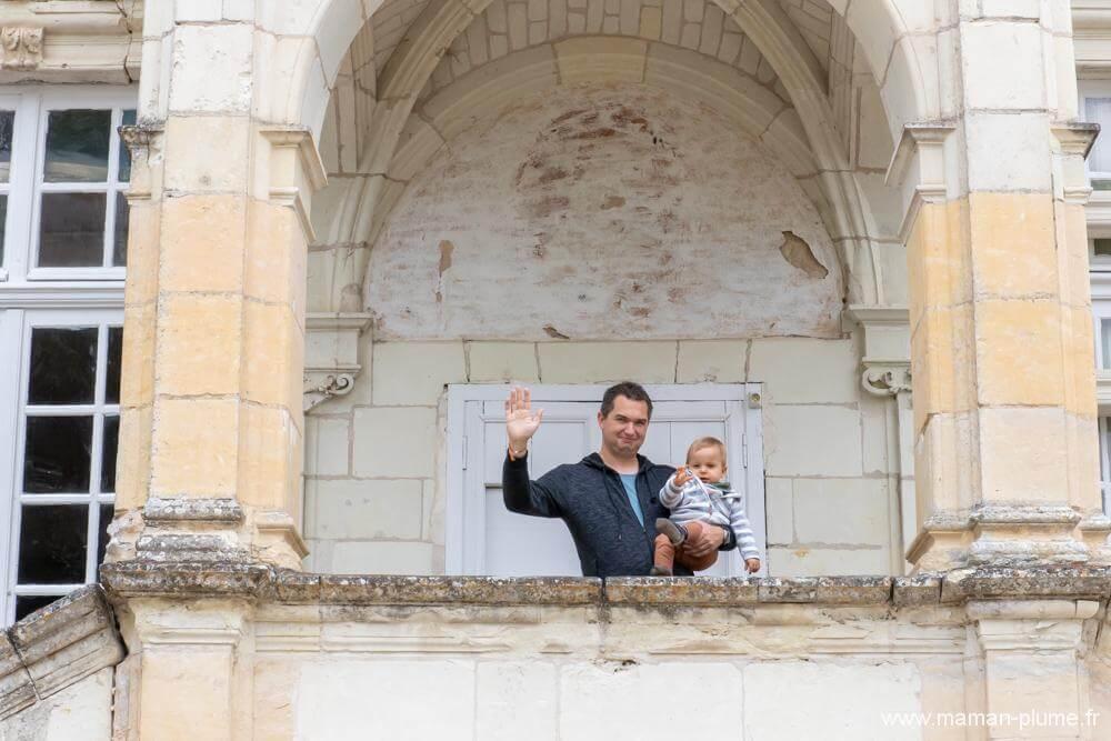 Chasse au fantôme au château de Villesavin