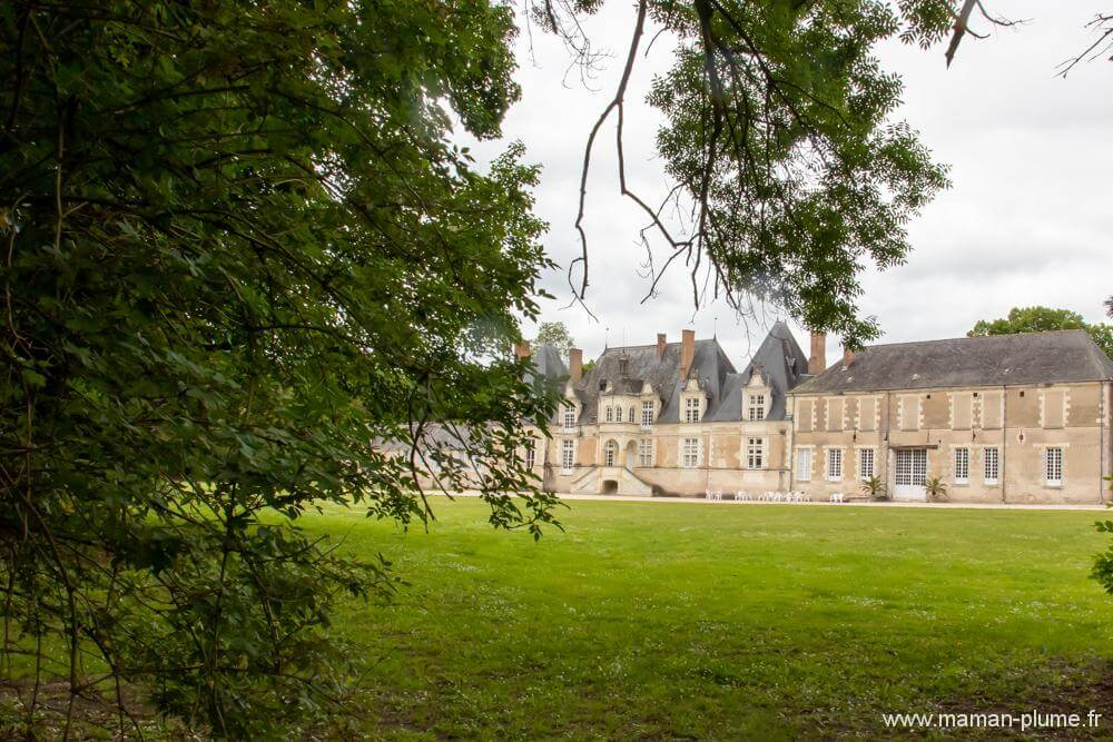 Chateau de Villesavin près de Muides-sur-Loire