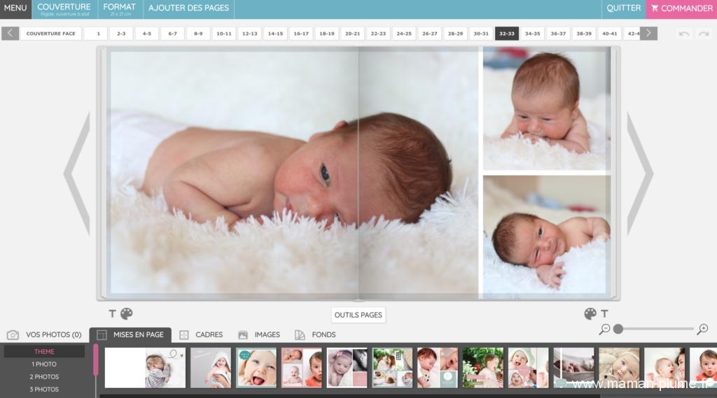Le livre de naissance de bébé plume, avec Flexilivre