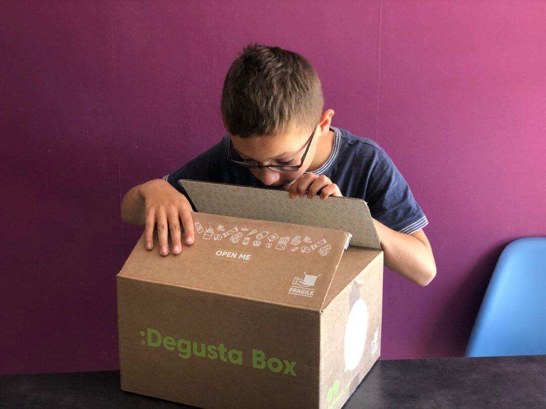 La Rentrée avec la Degustabox d'août