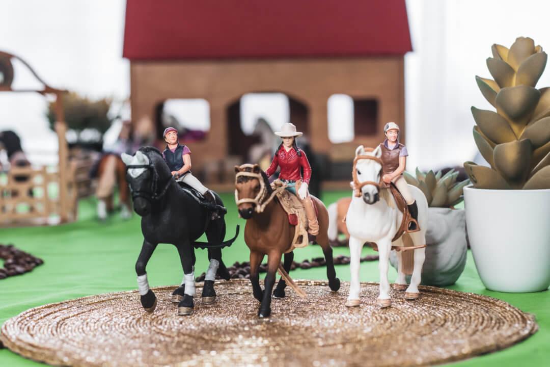 Schleich et les chevaux, la passion de ma cavalière