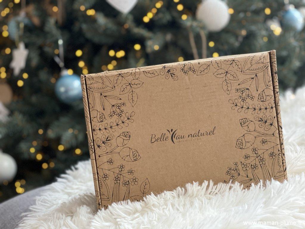 """Test de la box Belle au naturel """"Féérie de Noël"""""""