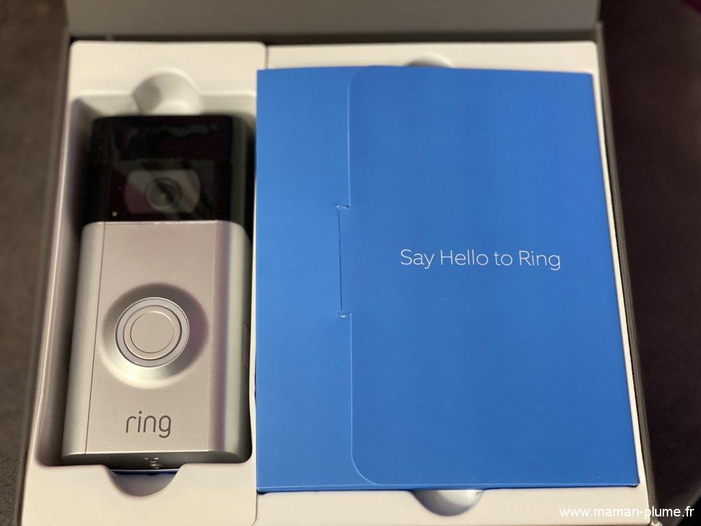 Ring, nous avons changé la sonnette !