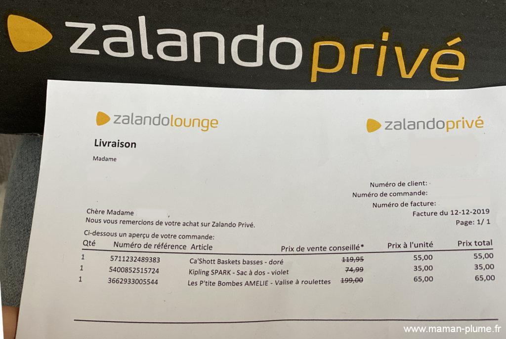 Mon expérience avec Zalando Privé, le shopping à petit prix