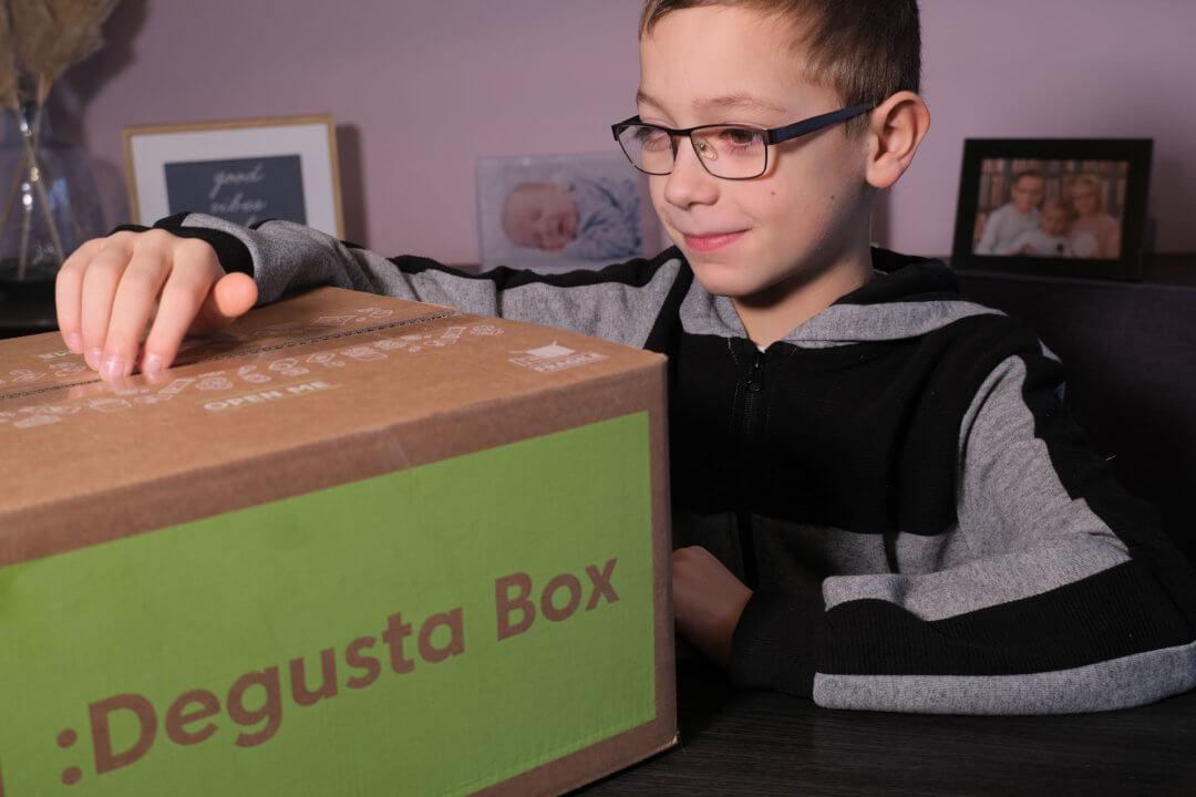 Soirée télé, la Degusta box de Février 2020