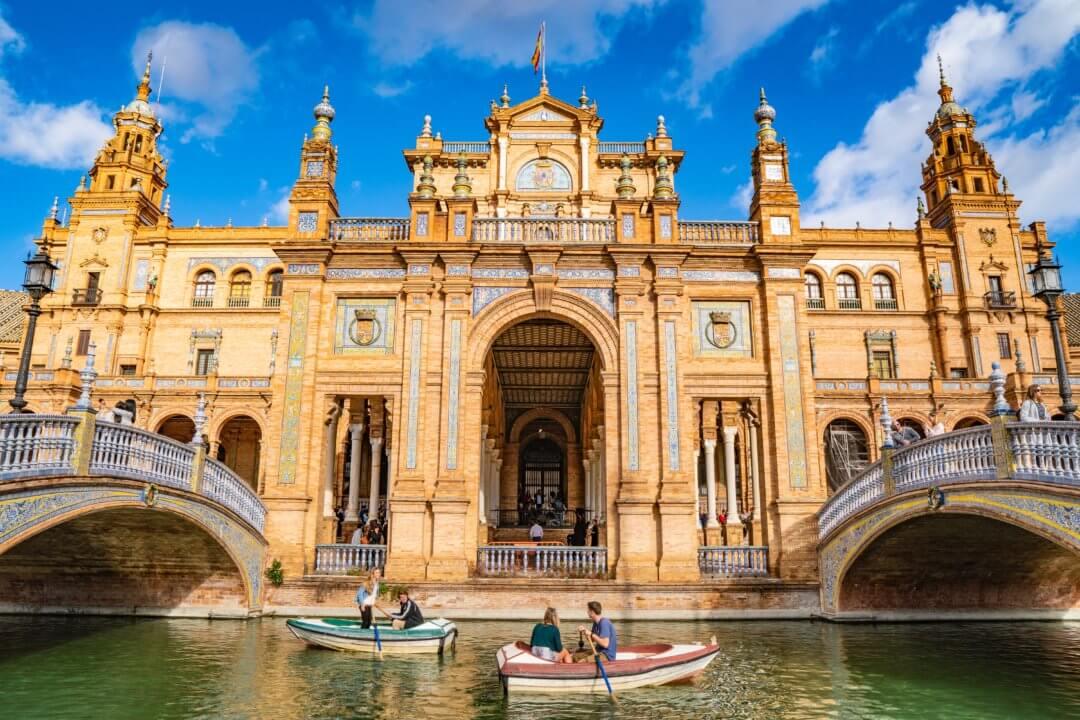 L'Andalousie, une des destinations de mon enfance