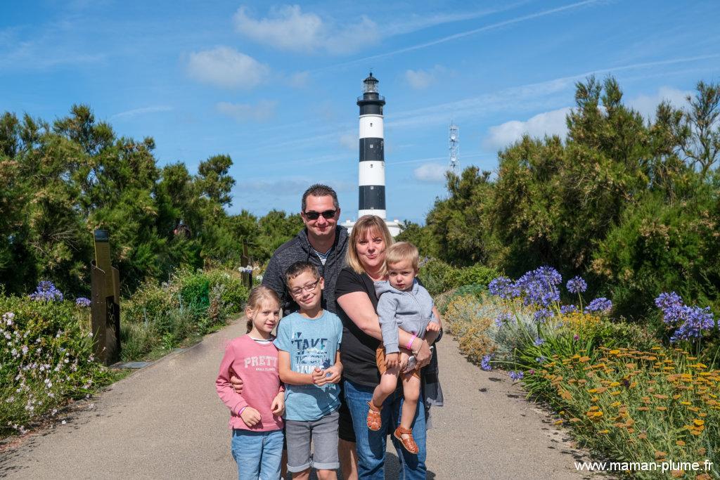 Une semaine sur l'île d'Oleron en famille