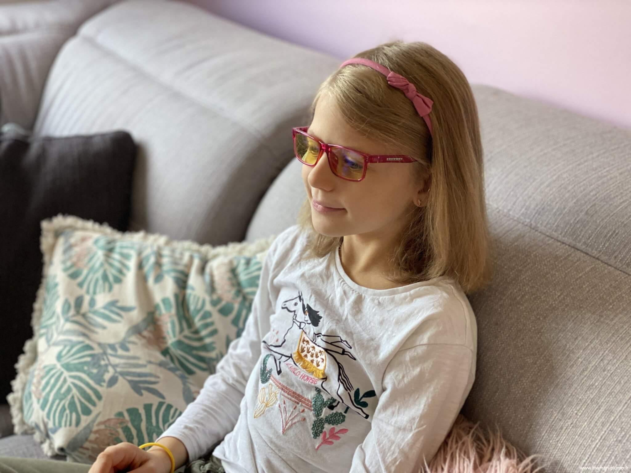 Protégez vos yeux des lumières bleus avec des lunettes chez Gunnar