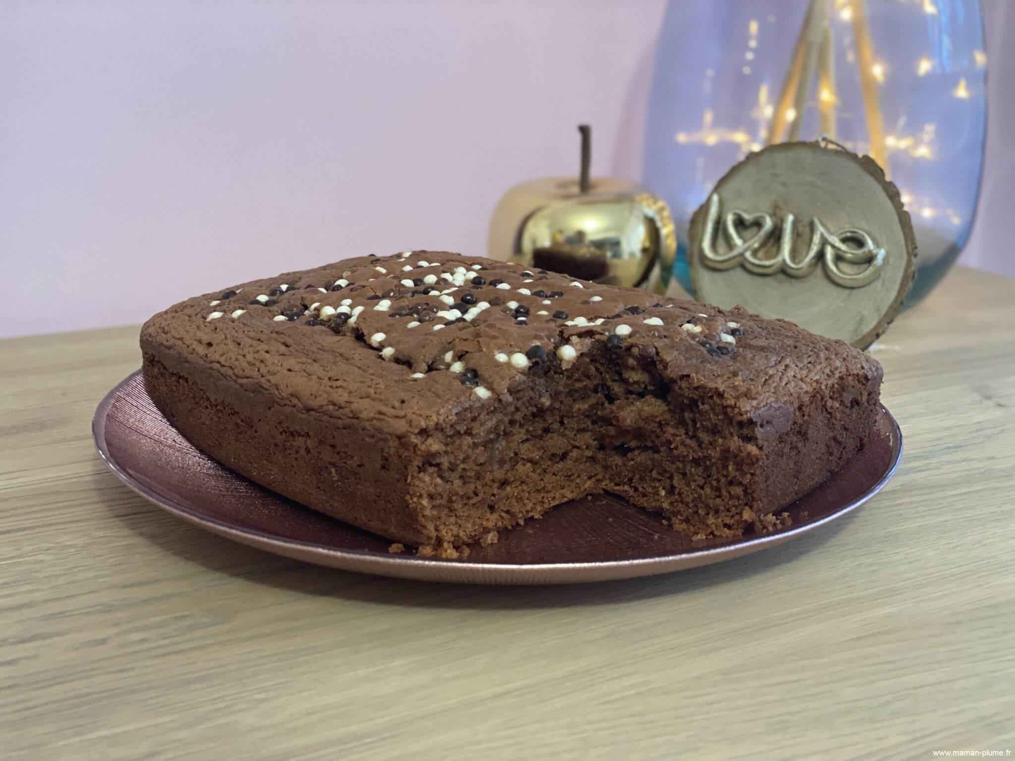 Gâteau au yaourt Nutella, la recette simple et rapide