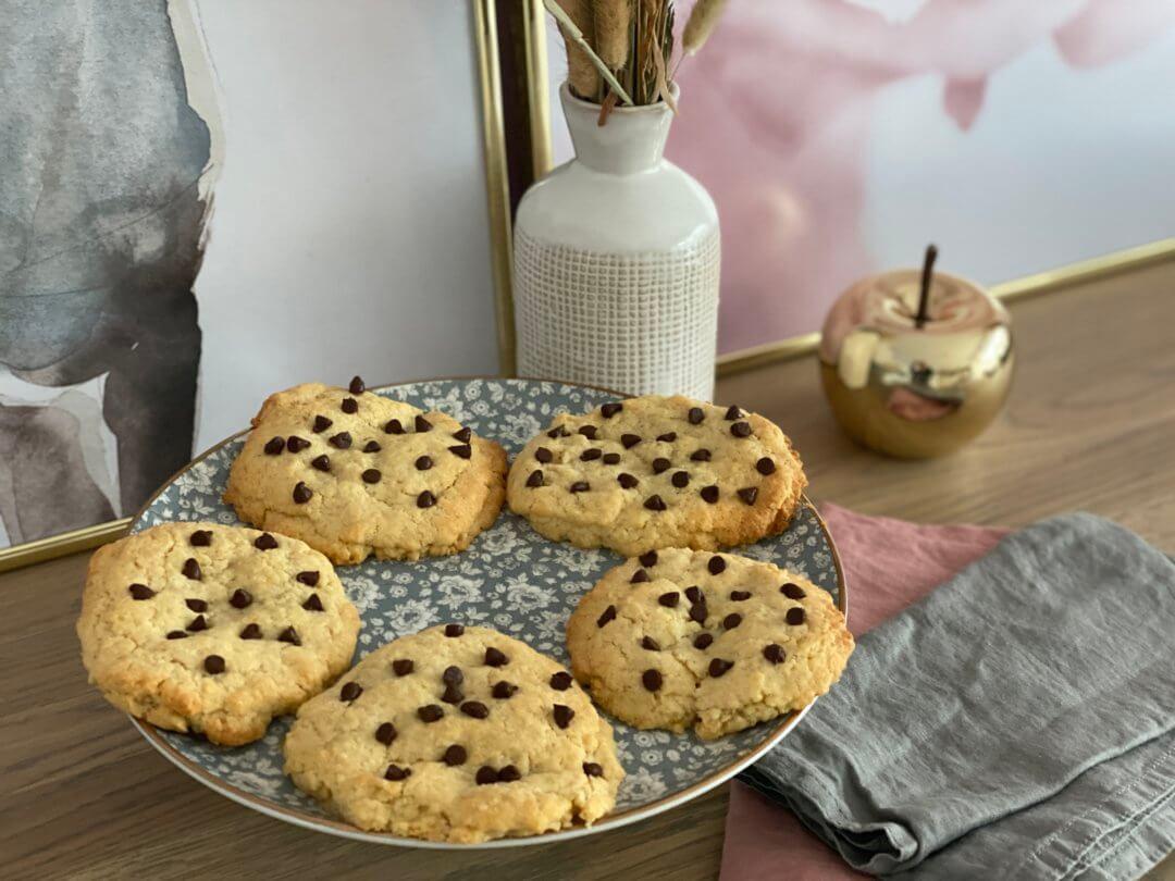 Ma recette de Cookies au Coeur Nutella coulant !