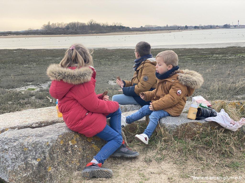 Quelques jours de pause en Normandie