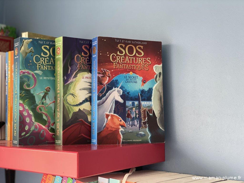 La bibliothèque de Max, 10 ans, dévoreur de livres !