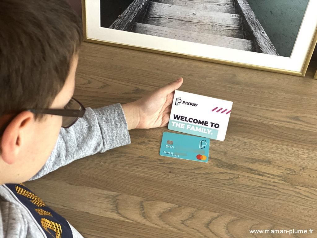 Une carte de paiement pour les ados ?