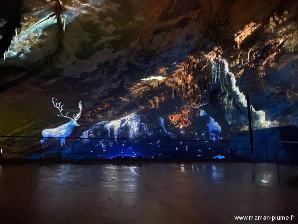 Domaine des grottes de Han, 2 jours en pleine nature