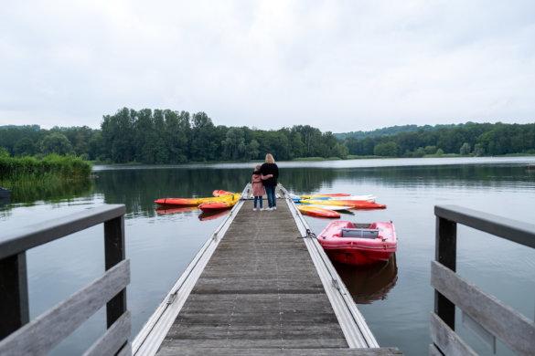 Un week-end à Center Parcs le Lac d'Ailette