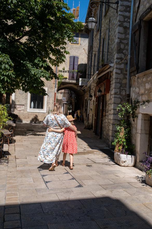 Une semaine à Vence, dans l'arrière pays Niçois !
