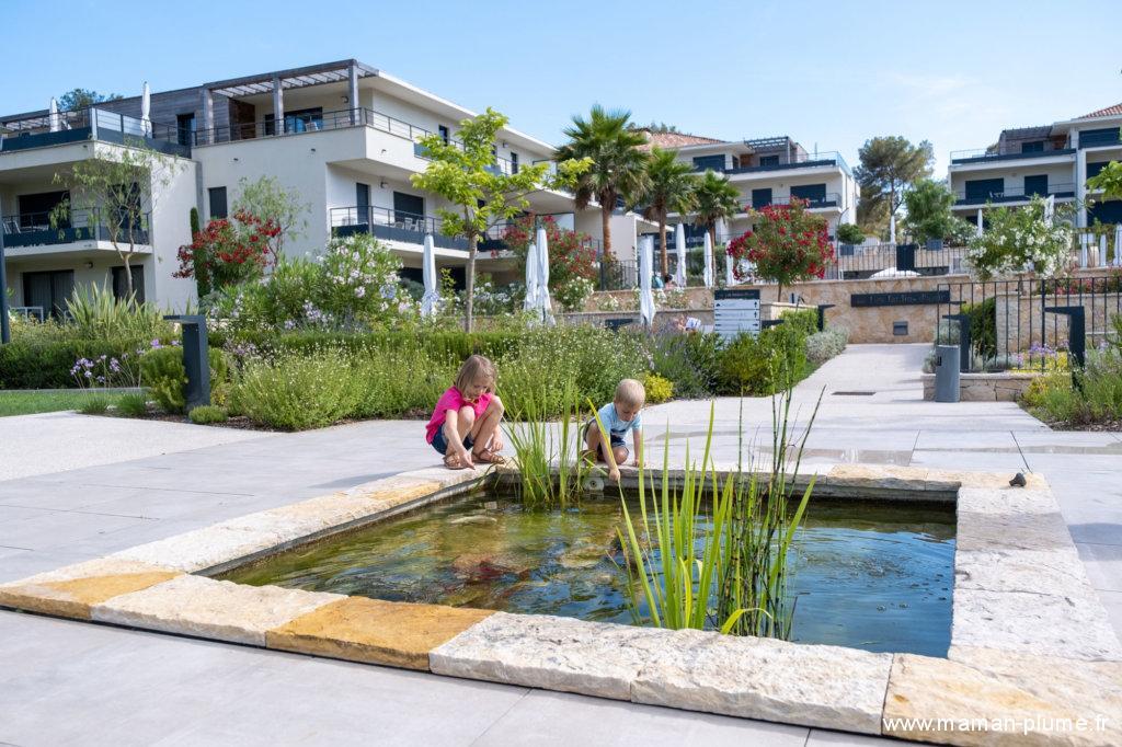 Evancy, Les Jardins d'Azur