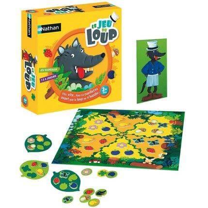 11 jeux de société à faire avec un enfants de 3 ans
